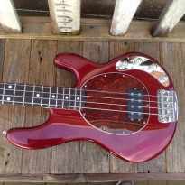 2007 Music Man Stingray4 3EQ Bass Guitar