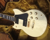 Yamaha SG-2000 Custom Shop in white finish, 2000s